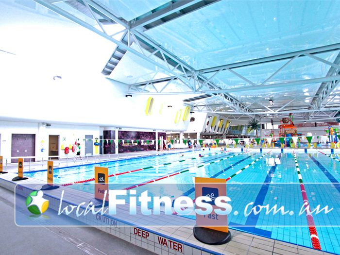 Glen Eira Sports and Aquatic Centre (GESAC) Bentleigh East Gym Sports The ideal lap swimming
