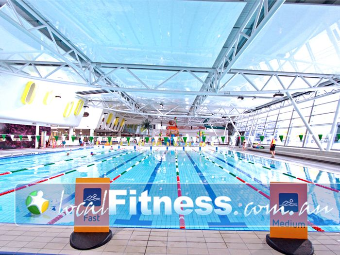 Glen Eira Sports and Aquatic Centre (GESAC) Swimming Pool Waverley Park  | The ideal lap swimming destination.