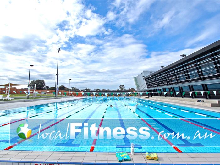Glen Eira Sports And Aquatic Centre Gesac Outdoor Pool Near Oakleigh South The Eight Lane
