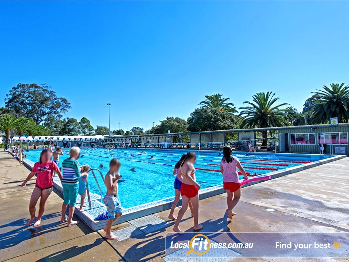 Waves Fitness and Aquatic Centre Baulkham Hills Gym Swimming Olympic size Baulkham Hills