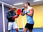 Zone Fitness Doveton Gym Boxing Join in the fun of cardio boxing