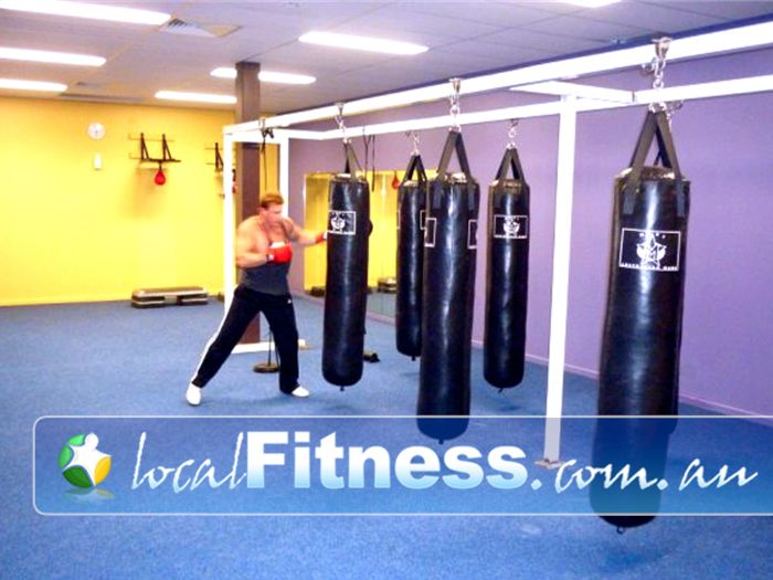 Zone Fitness Near Eumemmerring The new dedicated boxing studio in Dandenong.