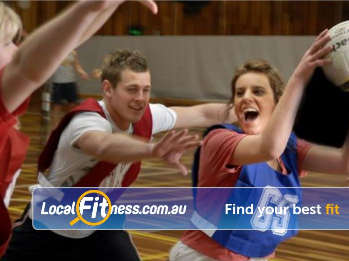 Burwood Fitness Centre Near Ashwood Join a team and our Burwood netball competitions.