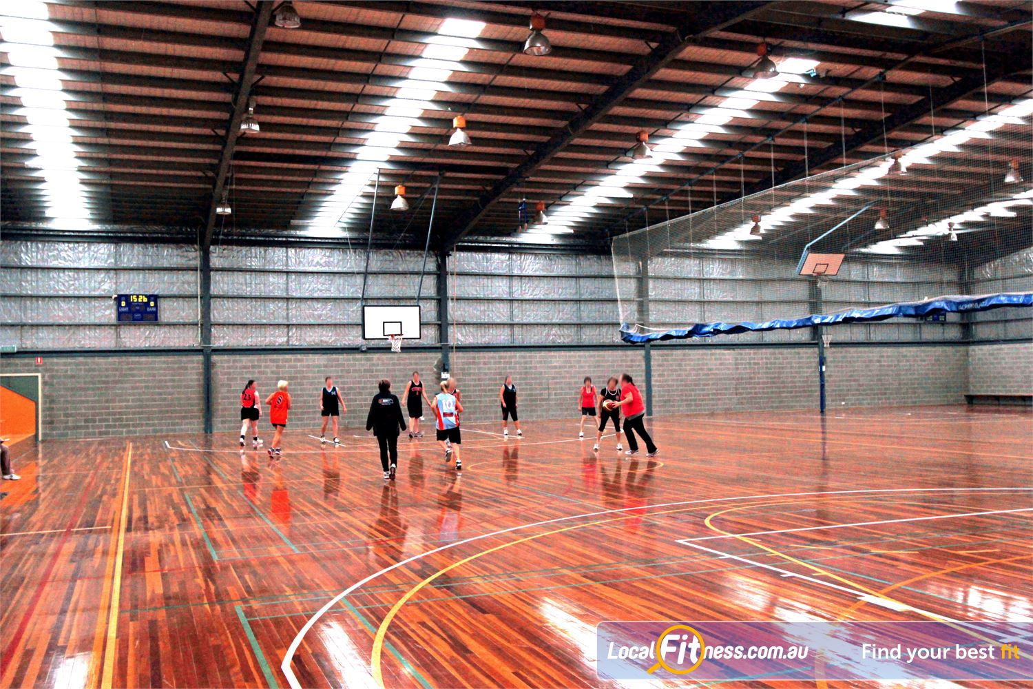 Yarra Recreation Centre Yarra Junction Join our many sporting competitions, including netball, basketball and more.