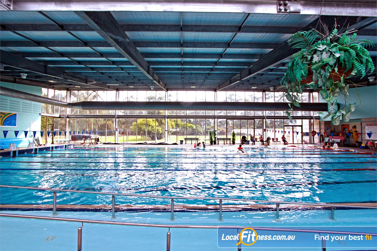 Yarra Recreation Centre Near Wesburn Our indoor swimming pool is heated all year round.