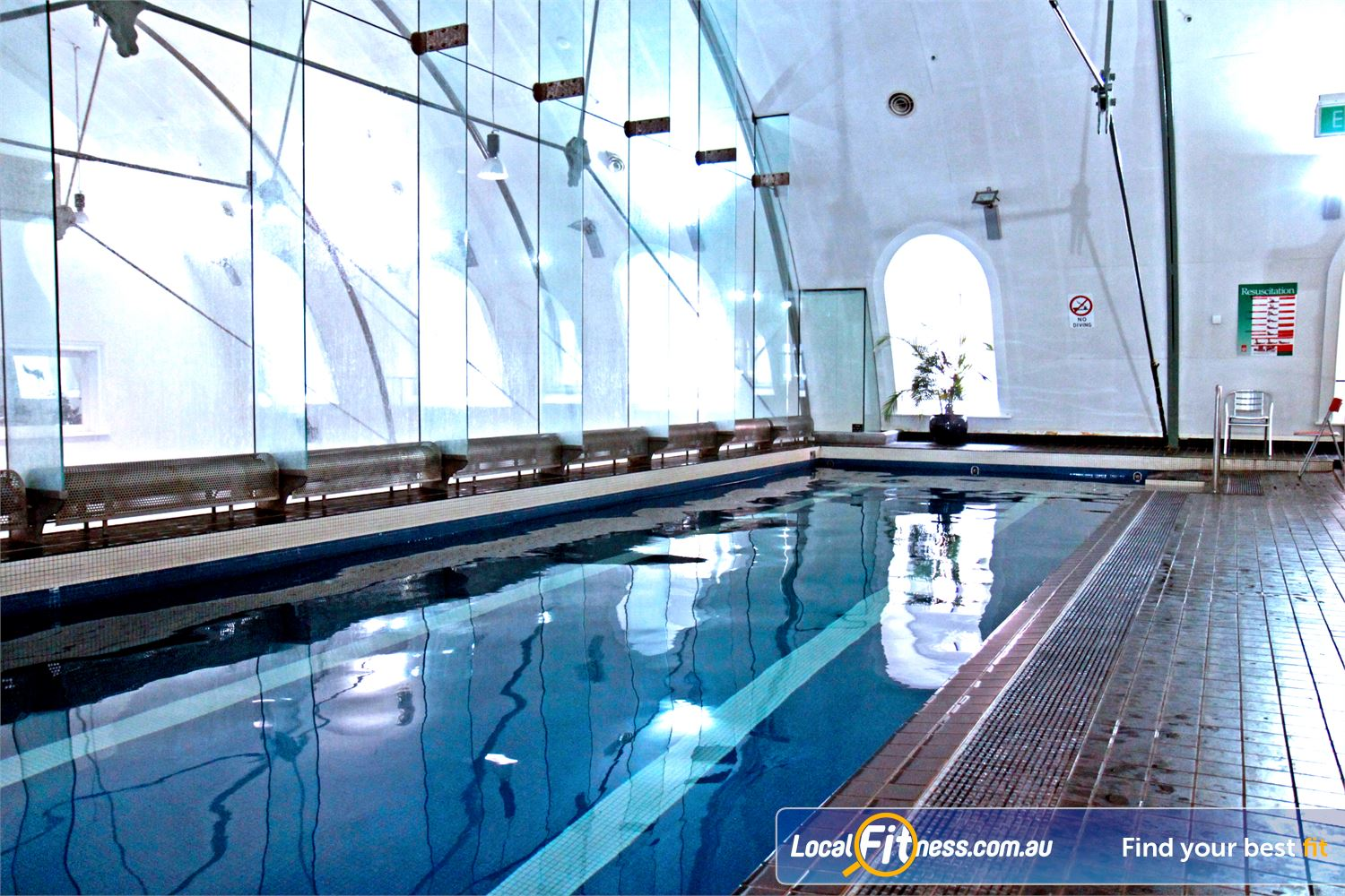 Goodlife Health Clubs Martin Place Swimming Pool Near World Square Our Sydney Swimming Pool Is