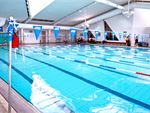 Pelican Park Recreation Centre Hastings Gym Swimming Tile coloring and access ramps