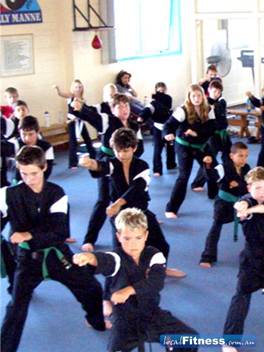Energym Health & Fitness Frankston North Gym Billy Manne Karate School