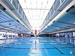 8 lane indoor Noarlunga swimming pool.