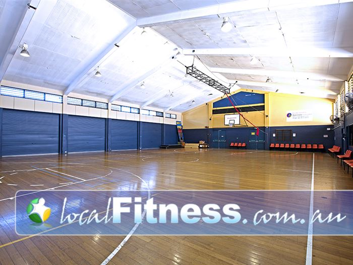 Pcyc fortitude valley gym free 3 day trial pass free 3 for Basketball gym dimensions