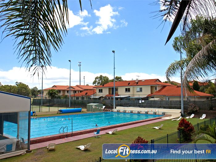 Goodlife Health Clubs Alexandra Hills Gym Sports The beautiful outdoor swimming