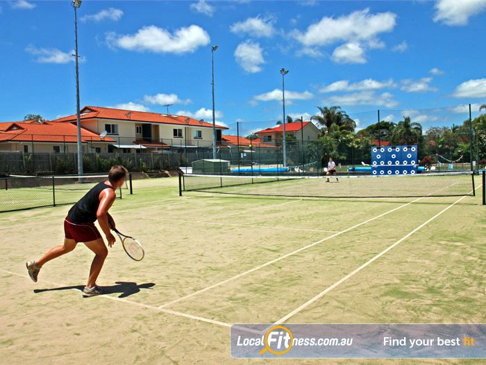 Goodlife Health Clubs Cleveland Gym Sports 2 outdoor Alexandra Hills tennis
