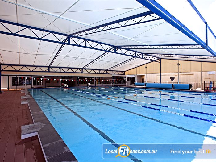 Goodlife Health Clubs Swimming Pool Alexandra Hills Undercover Indoor Alexandra Hills Swimming