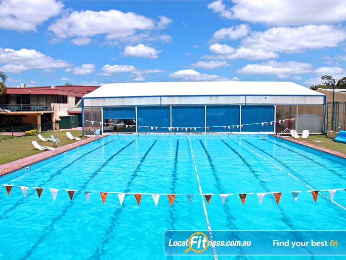 Goodlife Health Clubs Outdoor Pool Alexandra Hills 30 Metre Outdoor Alexandra Hills Swimming Pool