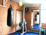 Athletique Health Club Preston Gym Boxing Area