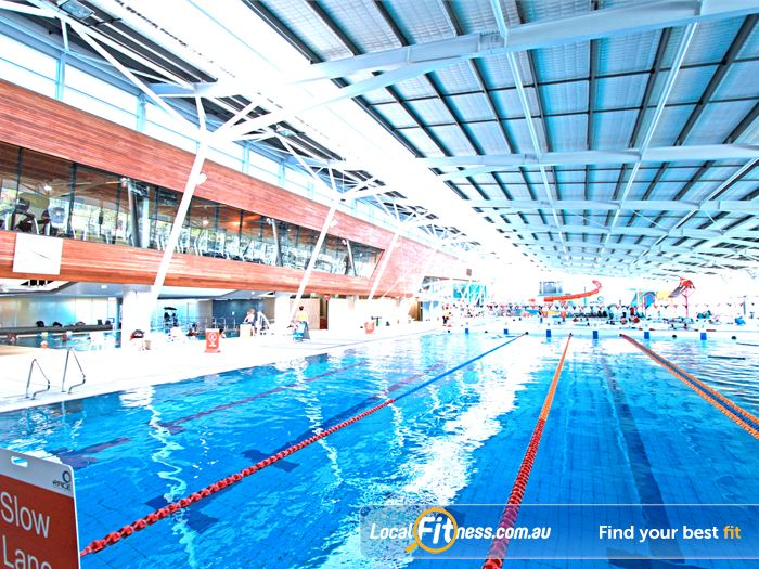 Casey RACE Cranbourne Gym Swimming The 8 lane Cranbourne swimming