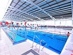 Casey RACE Cranbourne Gym Swimming Accessible ramp entry to our