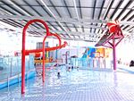 Casey RACE Cranbourne Gym Swimming Water fountains and the water