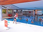 Casey RACE Cranbourne Gym Swimming The warm water and