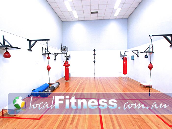 Dandenong Oasis Dandenong Fully equipped Dandenong boxing studio.