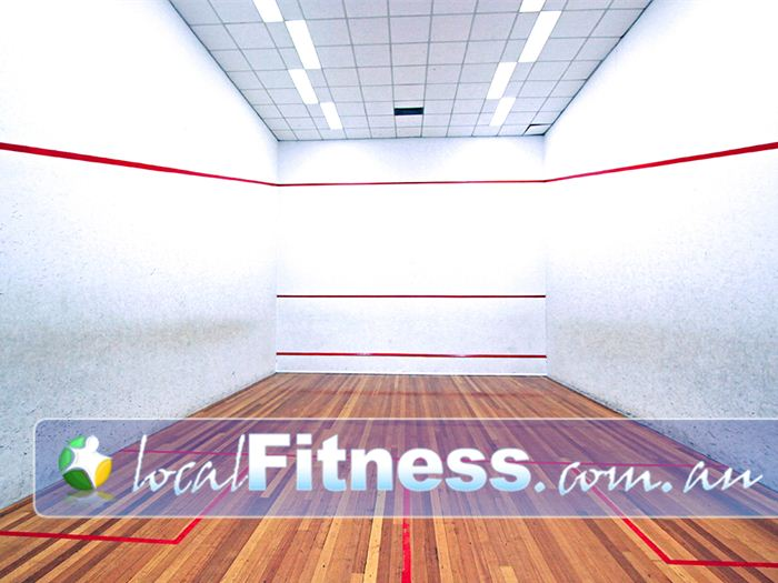 Dandenong Oasis Dandenong Premier Squash and Racquetball facilities.