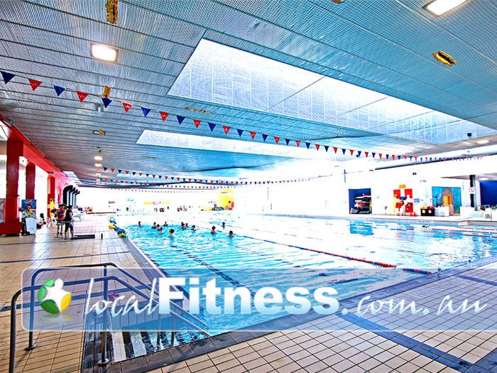Dandenong Oasis Near Doveton Our 50 m indoor olympic size Dandenong swimming pool.