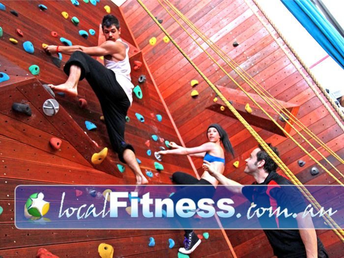 Total Body Conditioning Gym Waterloo Vary your fitness with indoor rock climbing in Waterloo.