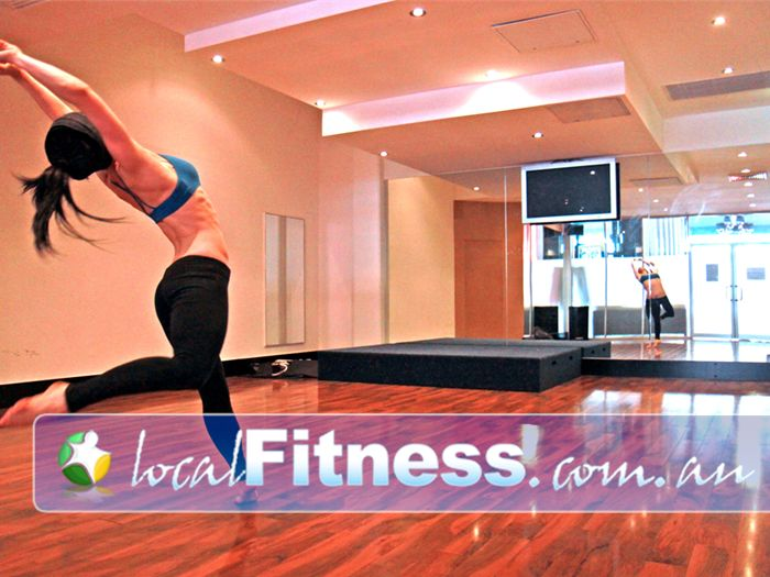 Total Body Conditioning Gym Near Zetland Use our Waterloo aerobics room for your own private dance training.