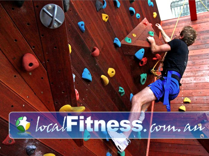 Total Body Conditioning Gym Near Zetland Vary your fitness with indoor rock climbing in Waterloo.