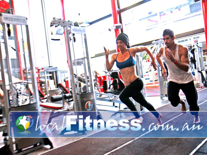 Total Body Conditioning Gym Waterloo Simulates the atmosphere and conditions of world class events.