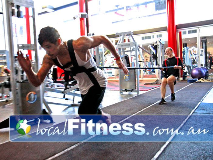 Total Body Conditioning Gym Near Moore Park Experience elite bio mechanical running personal training in Waterloo.