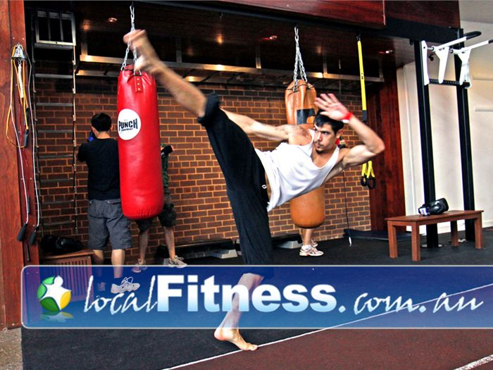 Total Body Conditioning Gym Waterloo Our TBC superior conditioning attracts many fighter athletes.
