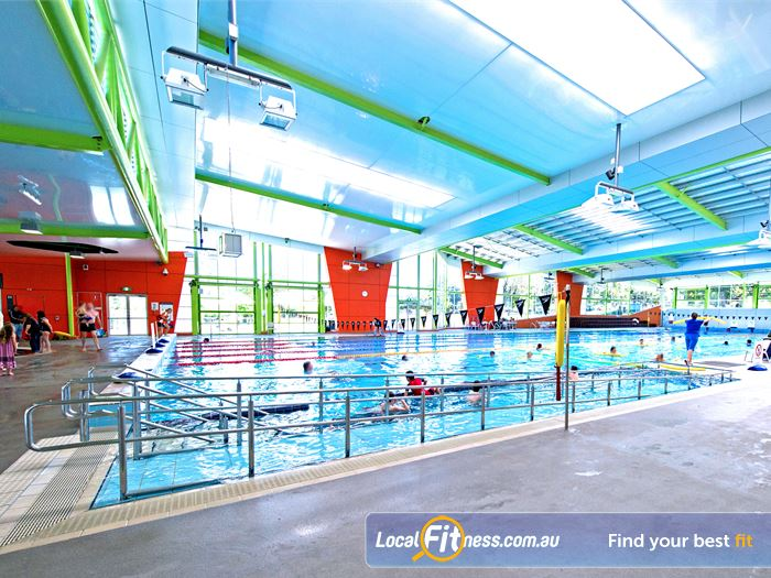 Annette Kellerman Aquatic Centre Swimming Pool Chatswood  | With 8 lanes this is a perfect destination