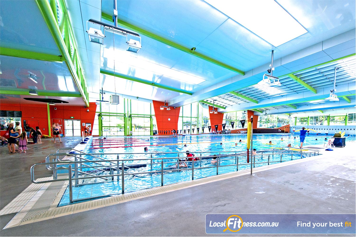 Annette Kellerman Aquatic Centre Marrickville With 8 lanes this is a perfect destination for lap swimming.