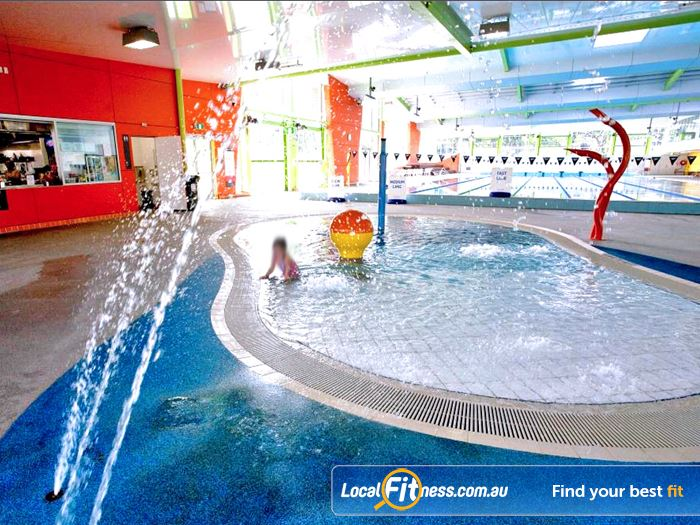 Annette Kellerman Aquatic Centre Swimming Pool Chatswood  | Fun for the little ones, AKAC's kiddies pool.