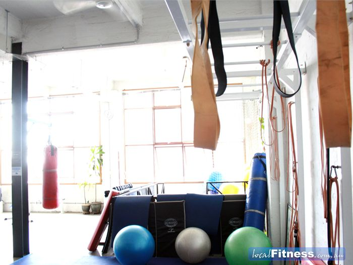 Apollo Gym Footscray Our wide selection of functional equipment.
