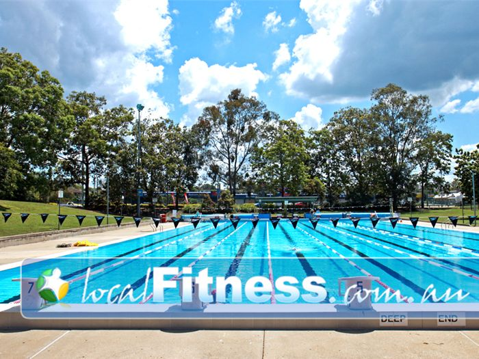 Genesis Fitness Clubs Near Murrumba Downs Enjoy lap swimming in the 50 m outdoor Olympic size Lawnton swimming pool.