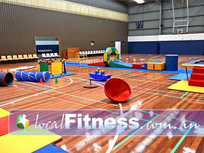 Craigieburn Leisure Centre Mickleham Gym Sports The popular KindaGym program in