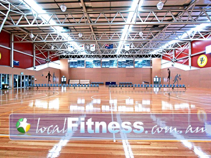 Craigieburn Leisure Centre Roxburgh Park Gym Sports The new Showcourt basketball