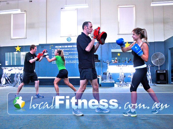 Paramount Health Fitness Club Boxing Area Ascot Vale