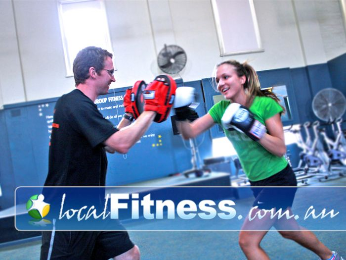 Paramount Health & Fitness Club Moonee Ponds Gym Boxing Include cardio boxing in your