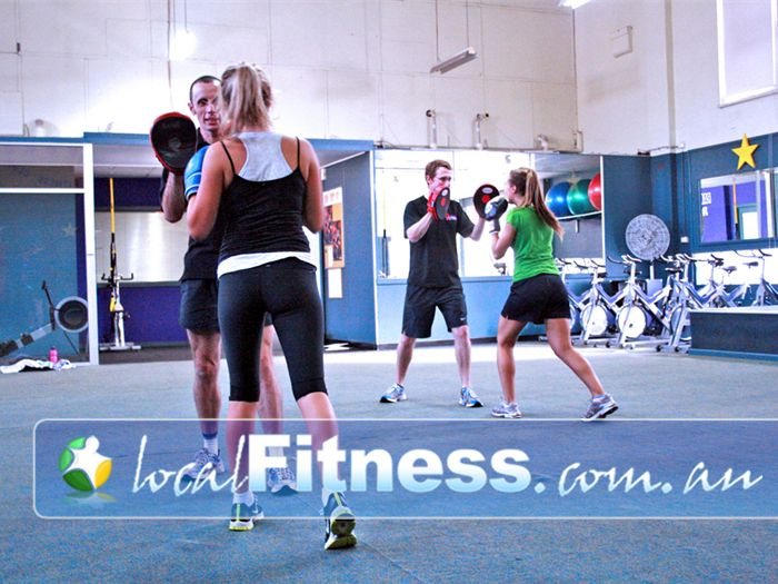 Paramount Health & Fitness Club Aberfeldie Gym Boxing Train with a friend or in a