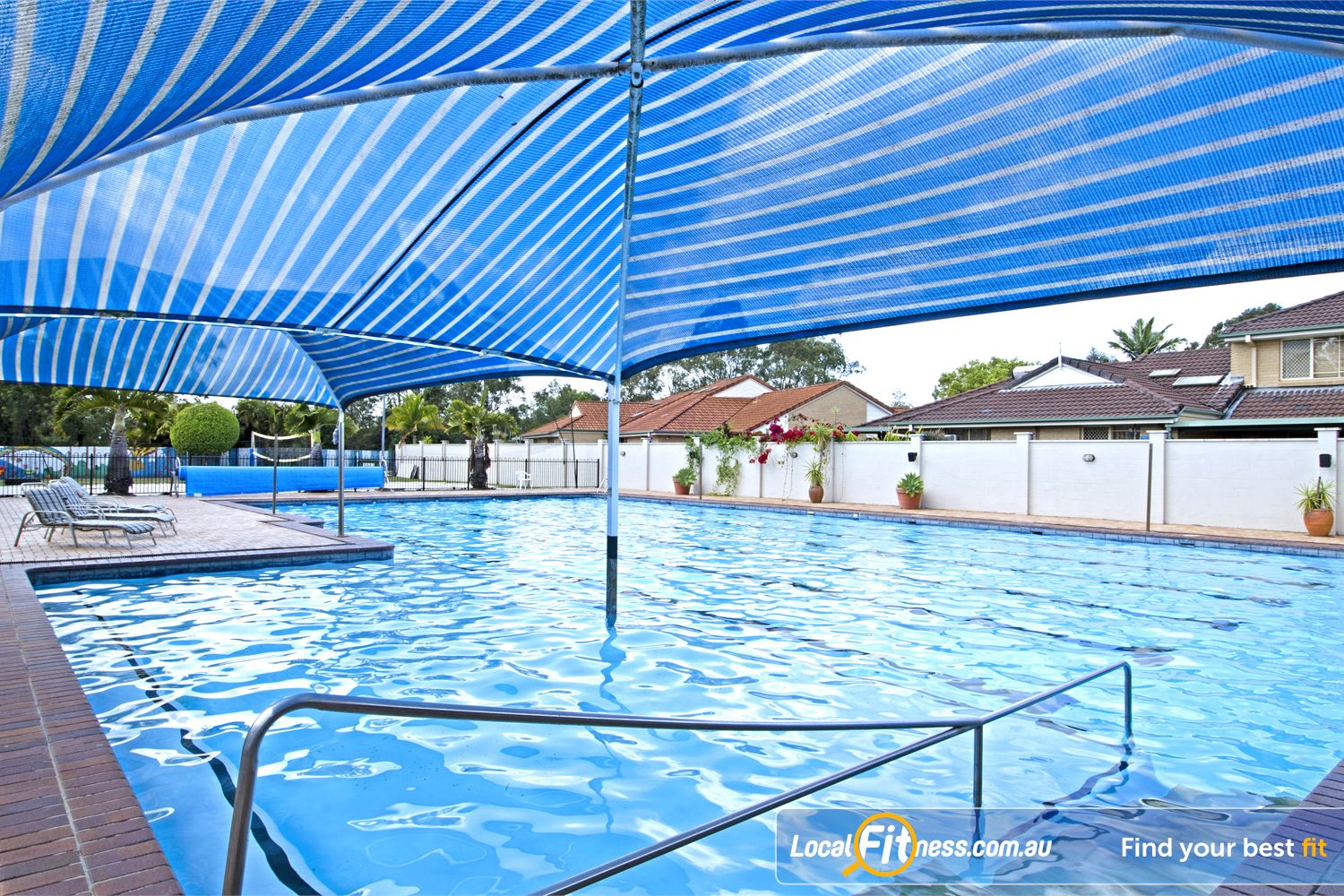Goodlife Health Clubs Carseldine Undercover toddler swimming pool for your children.