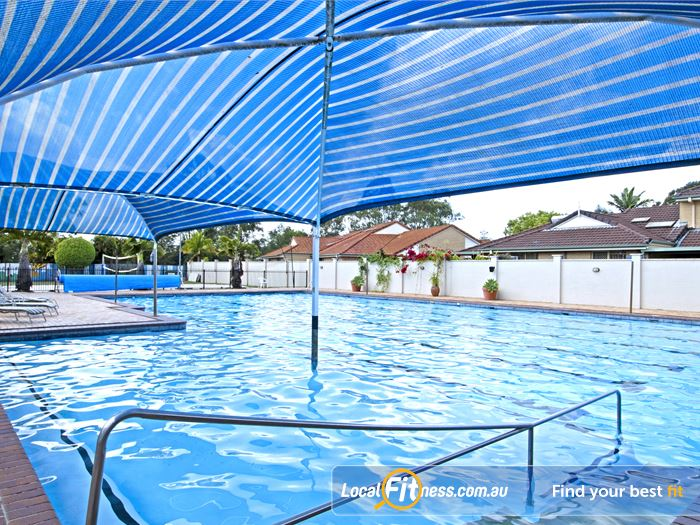 Goodlife Health Clubs Swimming Pool Kelvin Grove  | Undercover toddler swimming pool for your children.