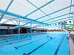 Noble Park Aquatic Centre Dandenong North Gym Swimming Lap lanes, swim school and