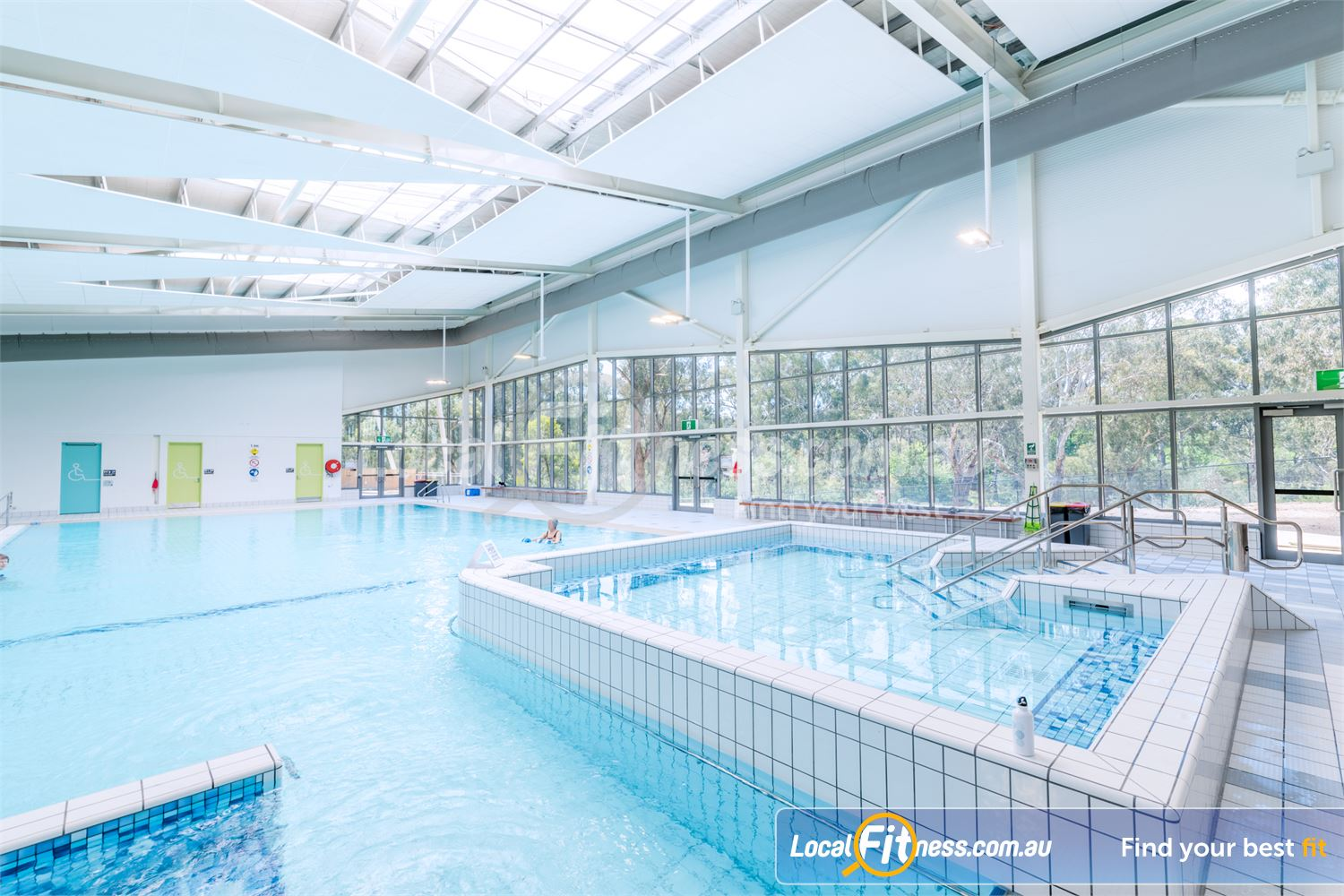 Eltham Leisure Centre Eltham Our spa is a great place to chill out after your gym, sport or swim session.
