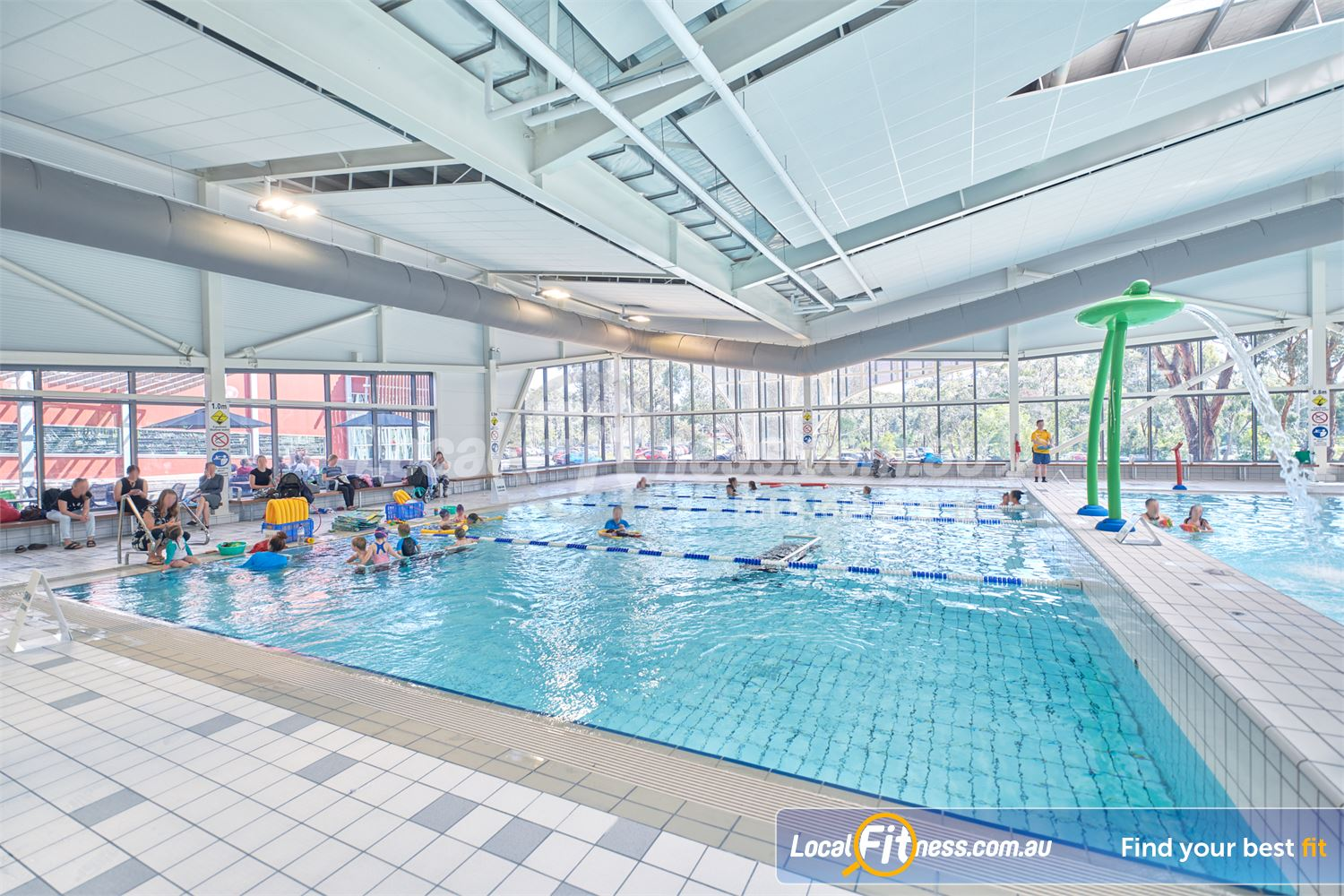 Eltham Leisure Centre Near Templestowe Our swim school programs are now run in our dedicated Eltham learn to swim pool.