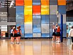Banyule Netball Stadium Watsonia North Gym Sports Macleod Netball conveniently