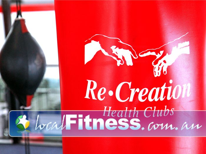 Re-Creation Health Clubs Keysborough Get involved with our many Keysborough boxing circuit classes.