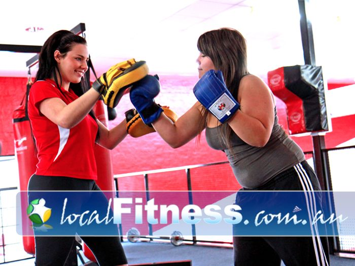 Re-Creation Health Clubs Near Braeside Enjoy a boxing cardio workout with Keysborough personal trainers.<br /><br /><br />